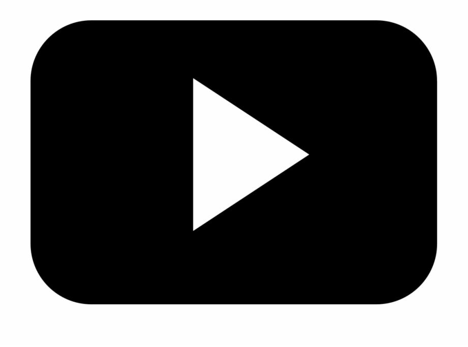 Youtube logo clipart download clip art Black Youtube Logo Png - Black Youtube Icon Png Free PNG ... clip art