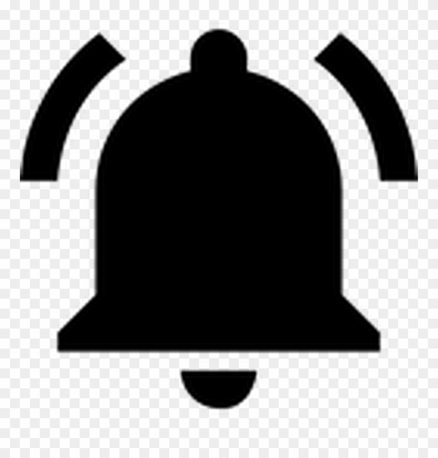 Notification bell icon clipart free Glockeaktiv Glocke Aktiv Bell Bell Notify Notification ... free