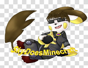 Youtubers clipart png library Youtubers as Pokemon #, SkyDoesMinecraft, sky does minecraft ... png library