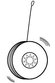 Yo-yo clipart black and white picture stock Free Yo-Yo Cliparts, Download Free Clip Art, Free Clip Art ... picture stock