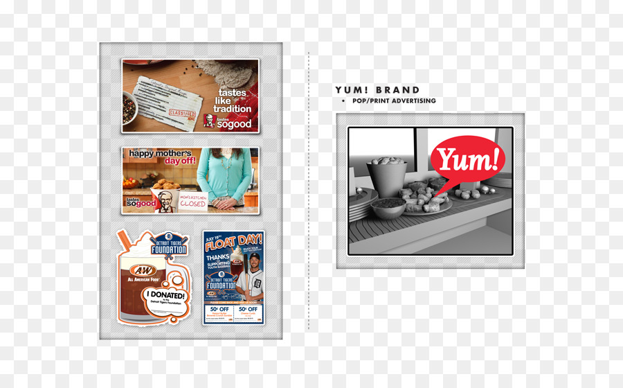 Yum brands clipart picture black and white library Product, Text, Advertising, transparent png image & clipart ... picture black and white library