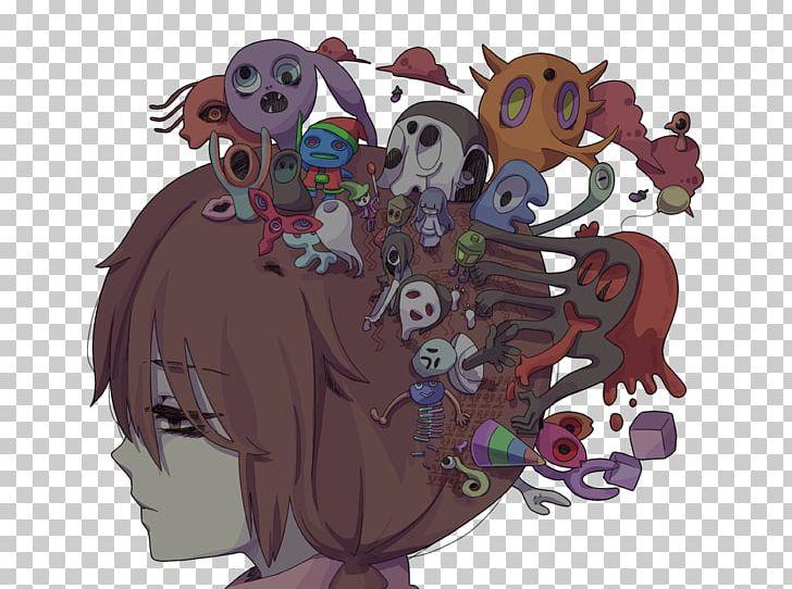 Yume nikki clipart clip art royalty free Yume Nikki Fan Art PNG, Clipart, Anime, Art, Cartoon, Dream ... clip art royalty free