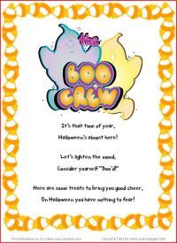 Yummy sign clipart png free stock Spooktacular Halloween Printables | PRESCHOOL HALLOWEEN ... png free stock