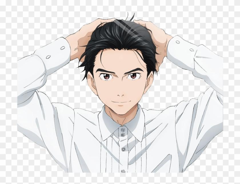Yuri katsuki clipart picture library Clipart » Anime » Yuri Katsuki - Yuuri Yuri On Ice Render ... picture library