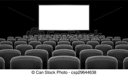 Zaal theater clipart freeuse library zaal, bioscoop freeuse library