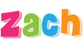 Zach clipart clip transparent stock Zach Logo | Name Logo Generator - I Love, Love Heart, Boots ... clip transparent stock