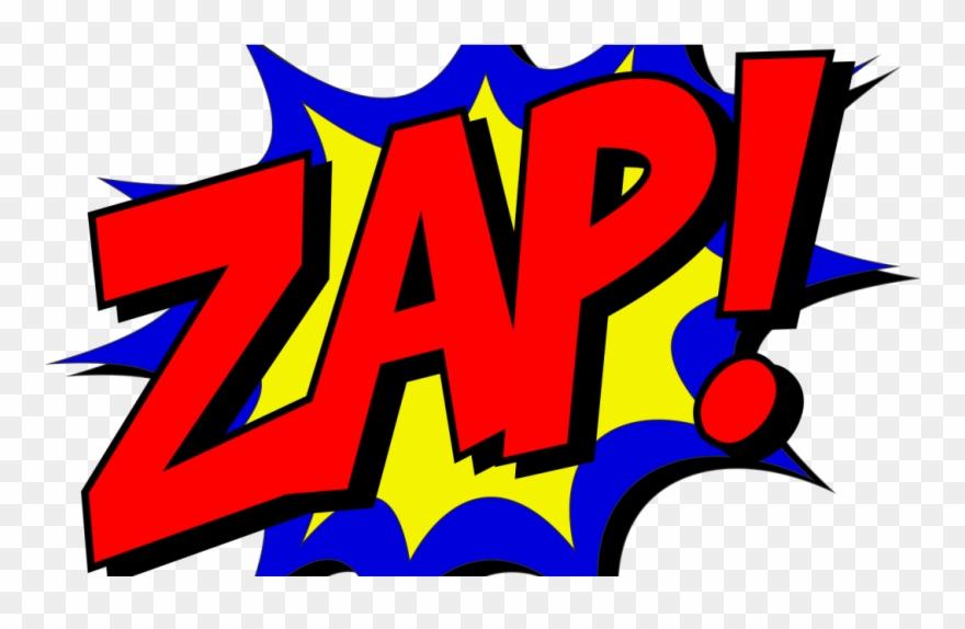 Zap clipart jpg stock An Uncertain Rush Of Energy - Comic Book Zap Clipart ... jpg stock