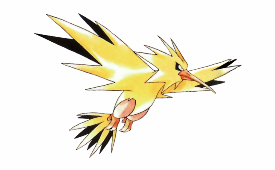 Zapdos clipart jpg stock Zapdos Free PNG Images & Clipart Download #2525650 - Sccpre.Cat jpg stock