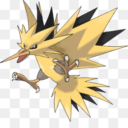Zapdos clipart clipart royalty free Zapdos PNG and Zapdos Transparent Clipart Free Download. clipart royalty free