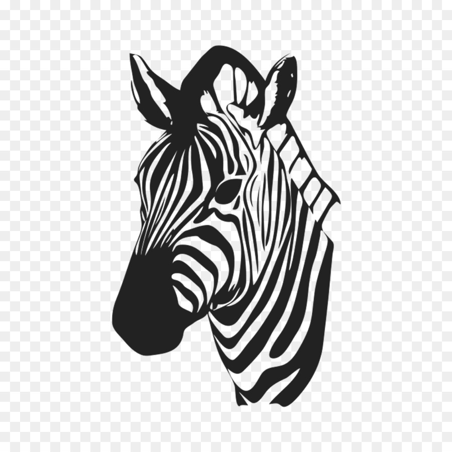 Zebra at school clipart png black and white library School Black And White png download - 1000*1000 - Free ... png black and white library