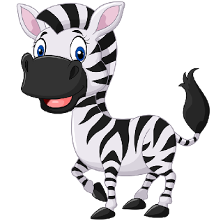 Zebra cartoon clipart svg freeuse download Free Zebra Animated Cliparts, Download Free Clip Art, Free ... svg freeuse download