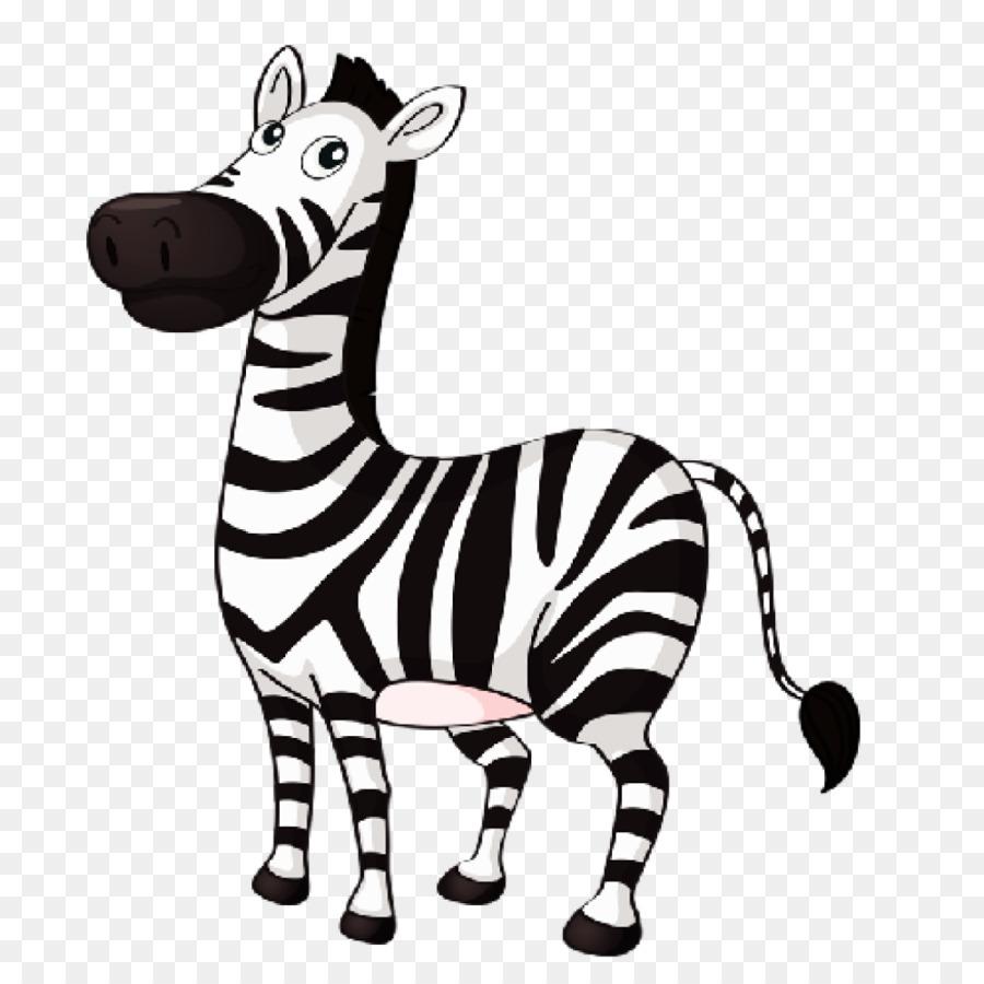Zebra cartoon clipart png free library Zebra Cartoon clipart - Lion, Illustration, Head ... png free library