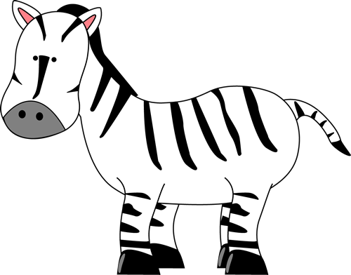 Zebra feet clipart download Cute zebra clipart black and white letters – Gclipart.com download