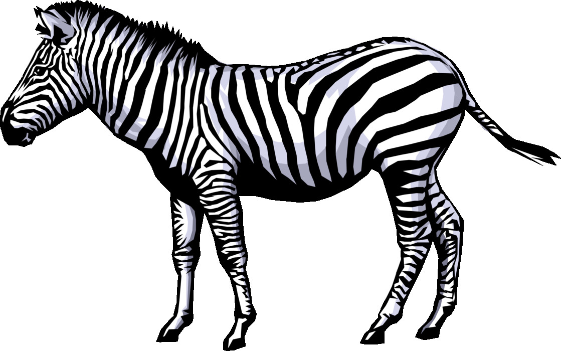 Zebra feet clipart clipart royalty free Zebra clipart - 33 transparent clip arts, images and ... clipart royalty free