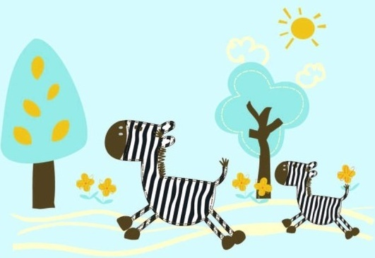 Zebra feet clipart clipart royalty free download Cartoon zebra clip art free vector download (221,938 Free ... clipart royalty free download