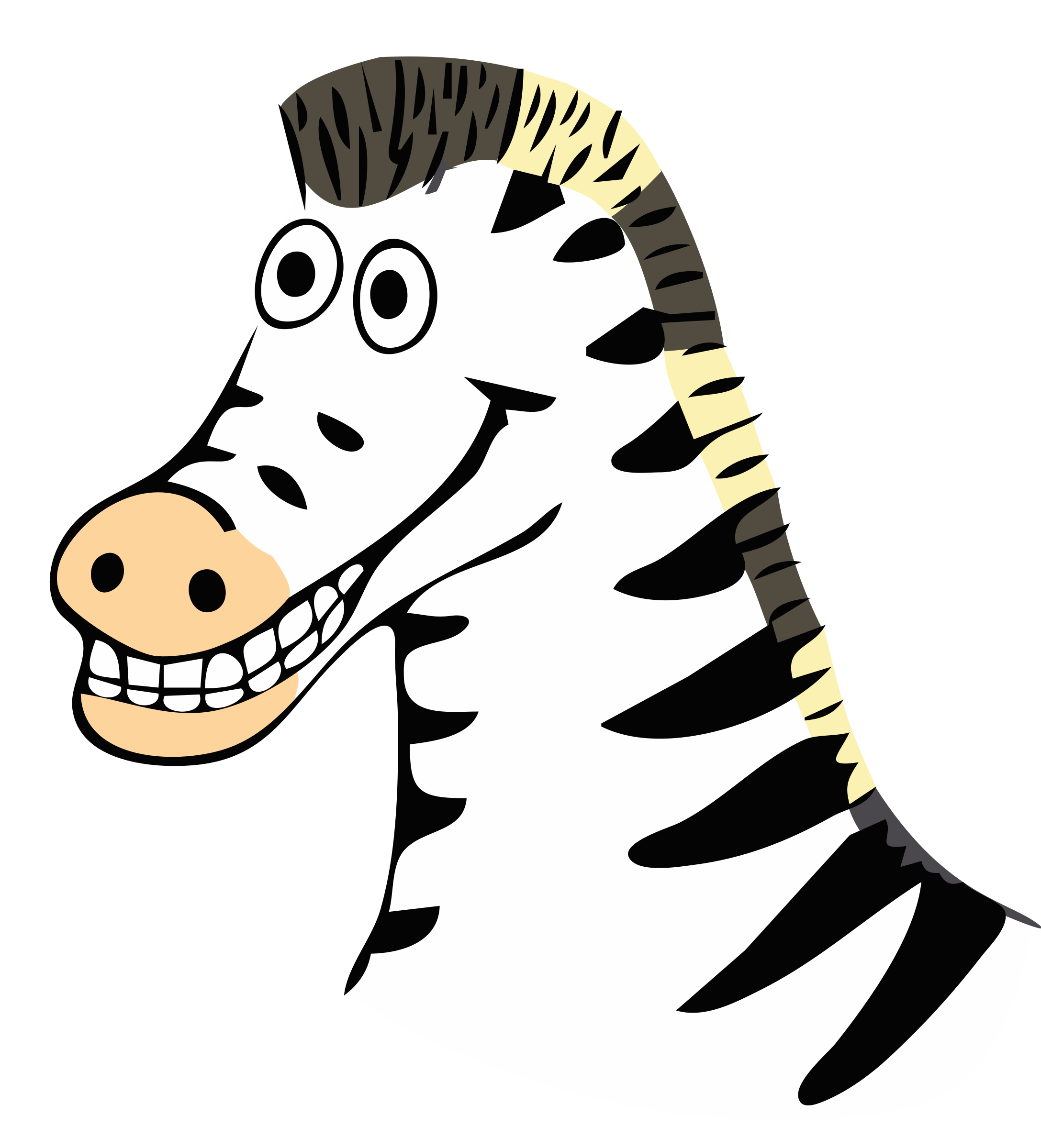 Zebra star clipart png drawn zebra Icons PNG - Free PNG and Icons Downloads png