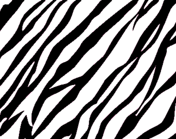 Zebra pattern clipart svg royalty free library Zebra Print Background | Free Images at Clker.com - vector ... svg royalty free library