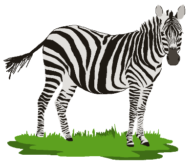 Zebra png clipart vector transparent library Zebra clipart png 1 » Clipart Station vector transparent library