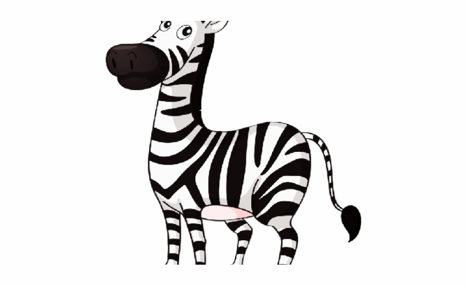 Zebra png clipart png black and white download Cute Zebra Clipart - Zebra Clipart Black And White Free PNG ... png black and white download