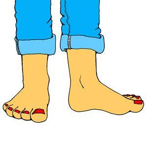 Zelda clipart with feet jpg free Bare Feet Clipart - Clipart Kid   Quilt Gift   Poor ... jpg free