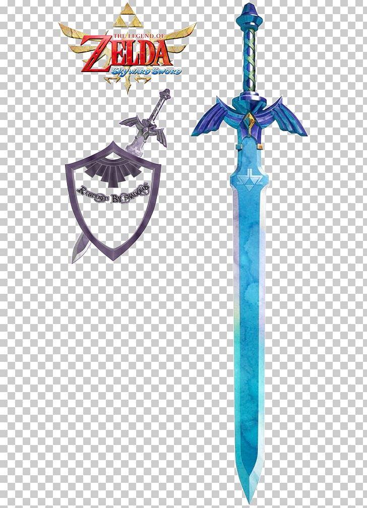 Zelda mastersword clipart png freeuse download The Legend Of Zelda: Skyward Sword Link Princess Zelda ... png freeuse download