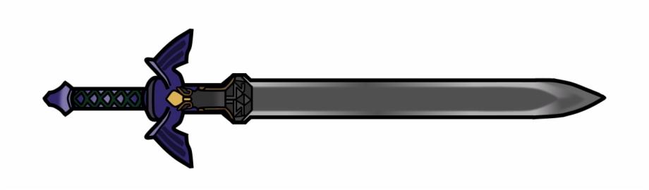 Zelda mastersword clipart picture black and white stock Free Download Zelda Master Sword Vector Clipart The - Master ... picture black and white stock