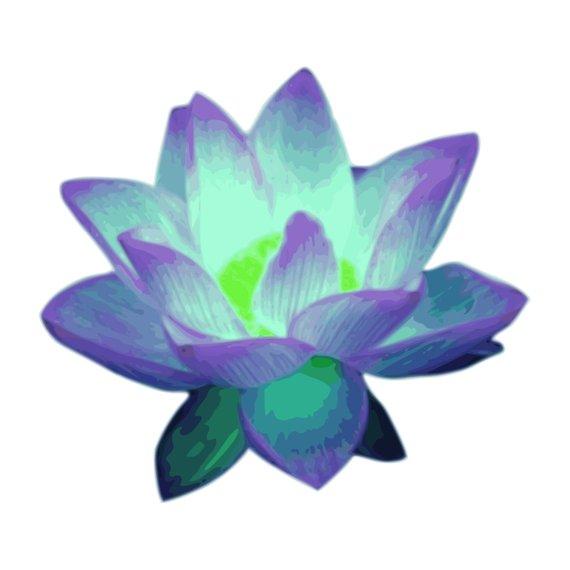 Zen flower clipart jpg free Lotus Flower Clip Art - Lotus Flowers, Lotus Clipart, Lotus ... jpg free