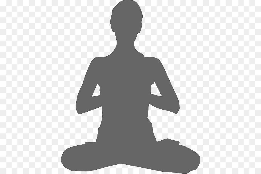 Transparent meditation clipart clip black and white library Yoga Background png download - 480*599 - Free Transparent ... clip black and white library