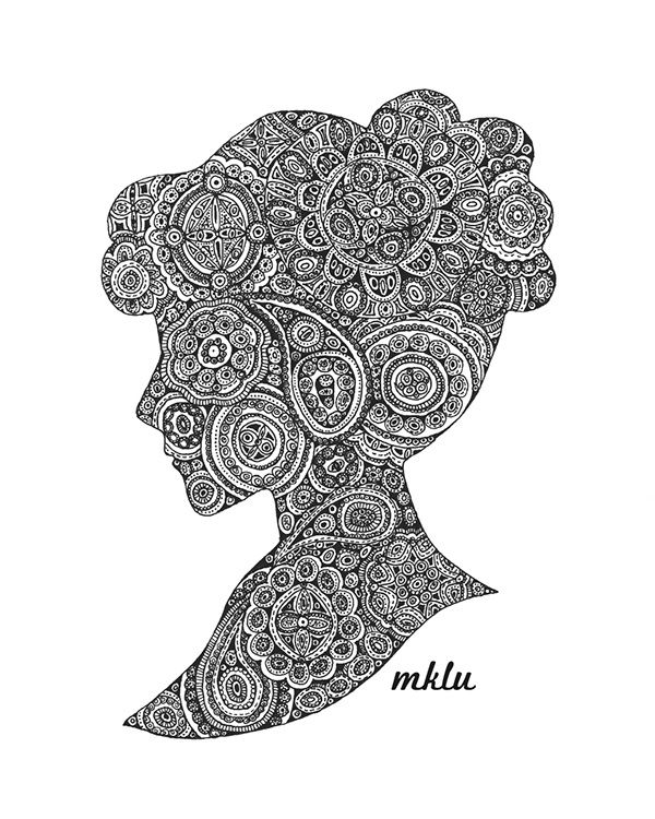 Zentangle art clipart clip art free stock Pin by pooja M R on Doodle patterns | Doodle art posters ... clip art free stock