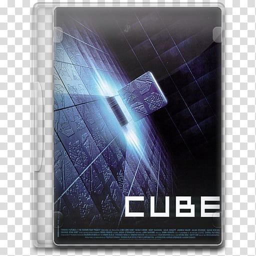 Zero chante clipart image royalty free Movie Icon , Cube, Cube DVD case transparent background PNG ... image royalty free
