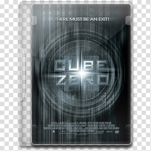 Zero chante clipart clip art freeuse stock Movie Icon , Cube Zero, Cube Zero DVD case transparent ... clip art freeuse stock