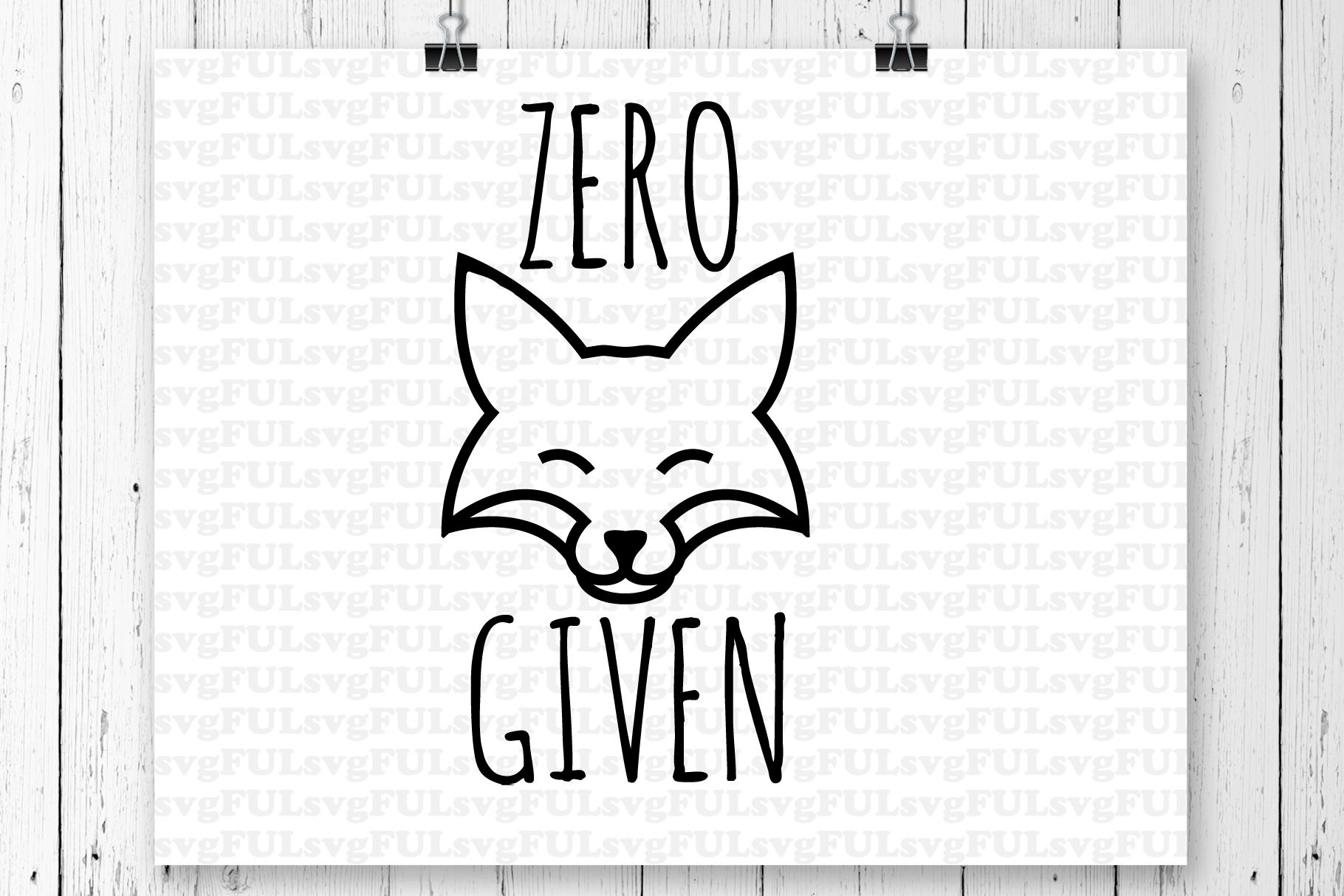 Zero fox given clipart banner black and white stock Zero Fox Given SVG Clip Art | cricut | Zero fox given, Clip ... banner black and white stock