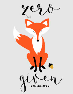 Zero fox given clipart svg library download Zero Fox Given Gifts on Zazzle AU svg library download