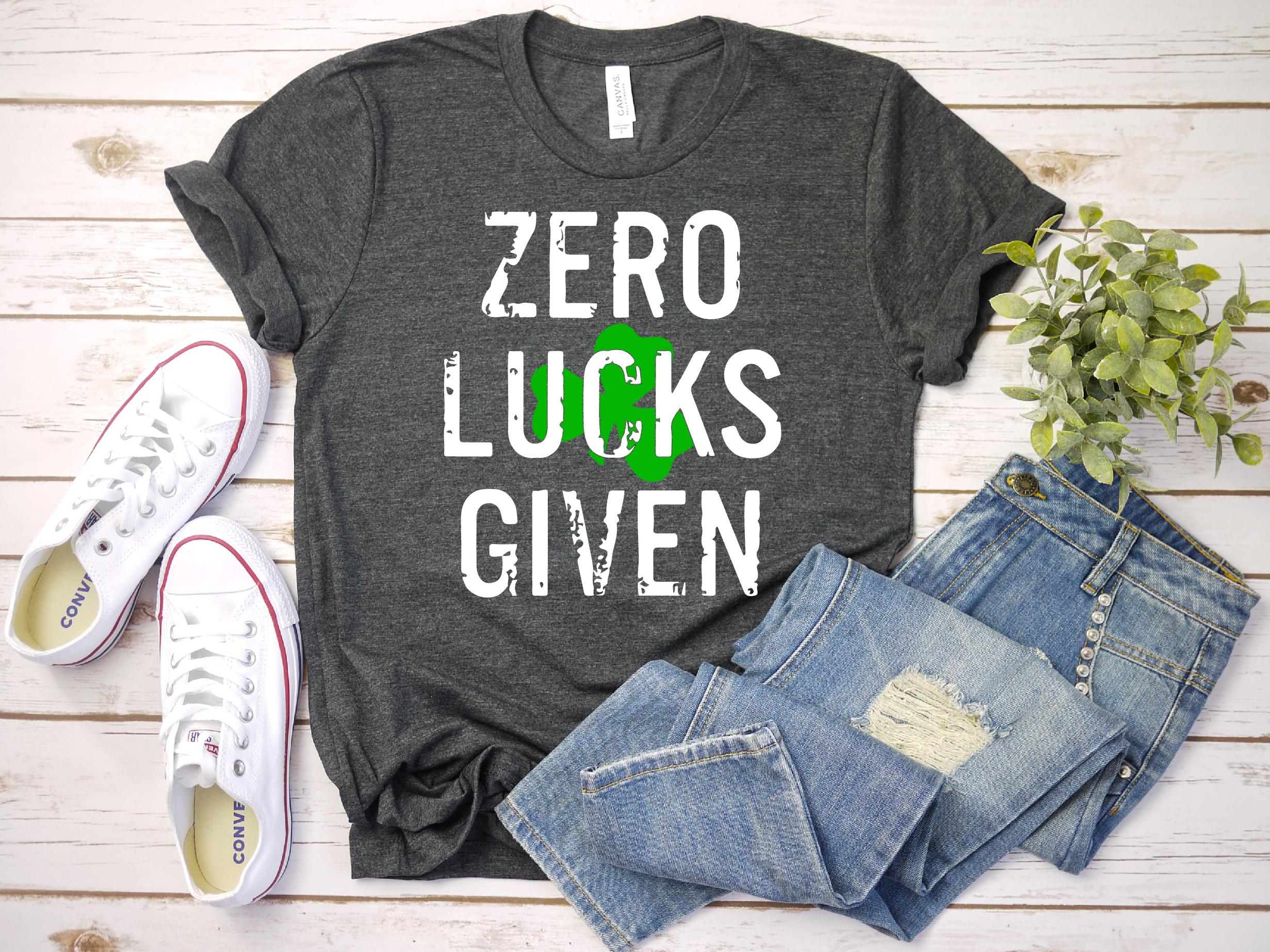 Zero lucks given clipart picture library Zero Lucks Given svg picture library