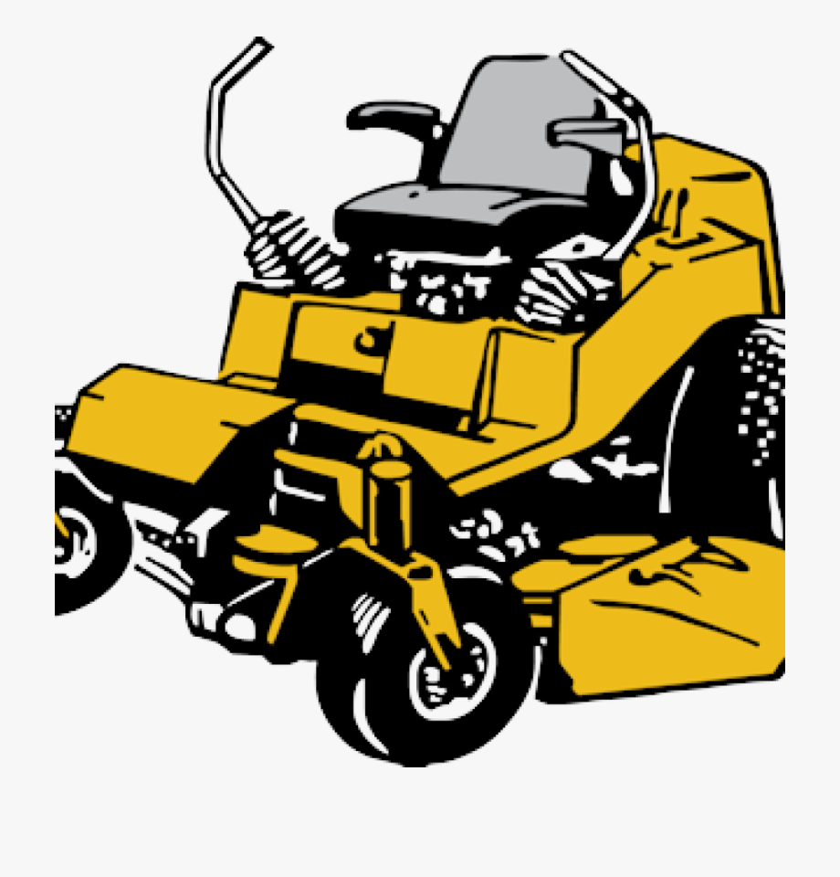 Zero turn mower clipart png library download Lawn Mower Clipart Png - Zero Turn Mower Svg #122030 - Free ... png library download