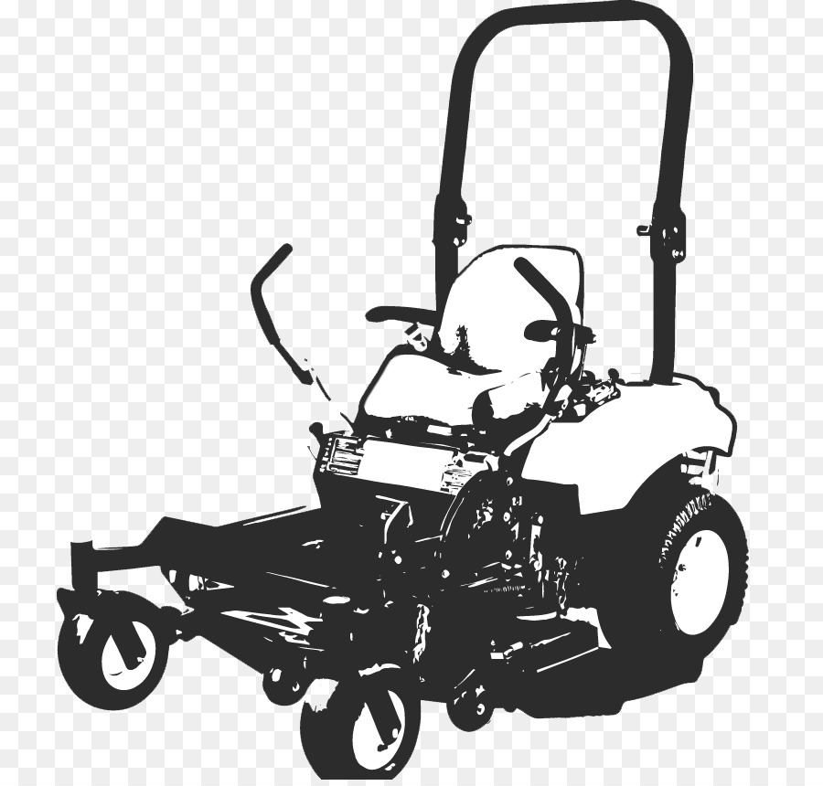 Zero turn mower clipart black and white library White Background clipart - Product, Font, transparent clip art black and white library