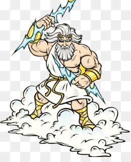 Zeus god clipart png library Zeus clipart uranus god - 140 transparent clip arts, images ... png library