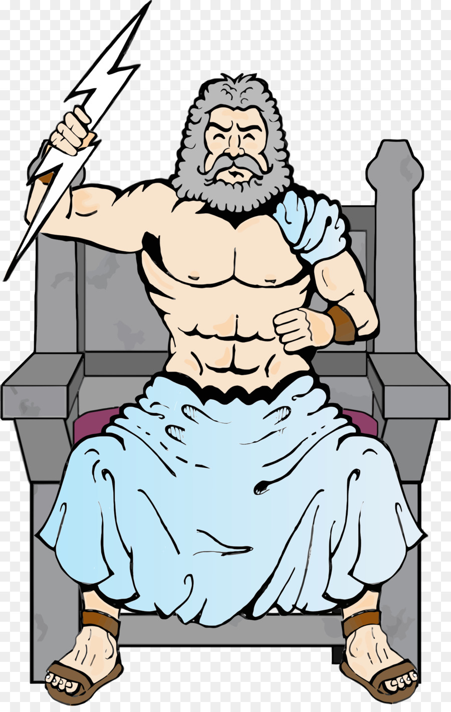 Zeuz clipart clip royalty free stock Zeus png download - 1505*2354 - Free Transparent Zeus png ... clip royalty free stock