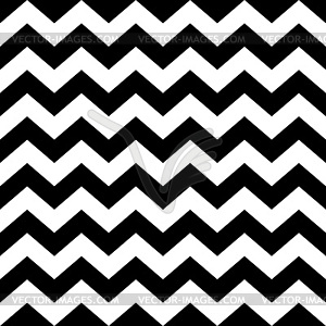 Zig zag pattern black and white clipart clip art royalty free download Seamless zig zag pattern in black and white - vector clipart clip art royalty free download
