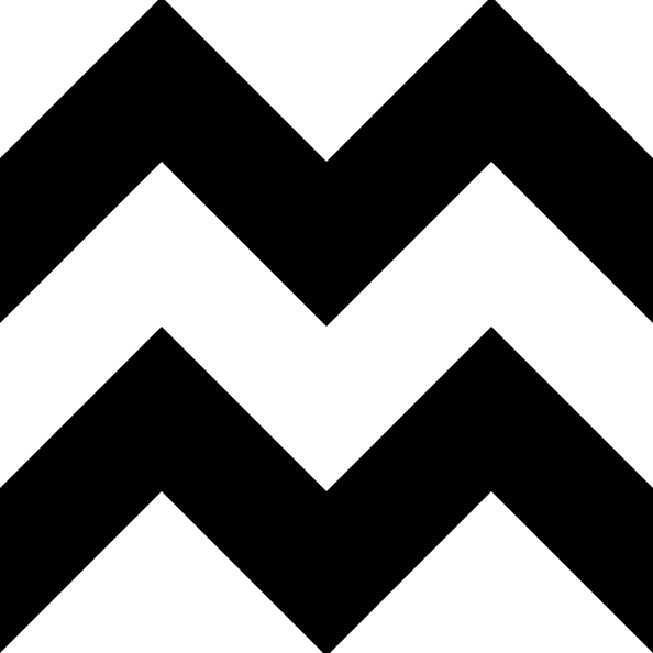 Zig zag pattern black and white clipart graphic freeuse Zigzag Patterns Tile clip art Free vector in Open office ... graphic freeuse