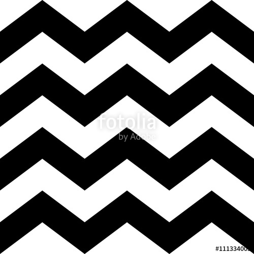 Zig zag pattern black and white clipart graphic freeuse library Zig zag lines seamless pattern. Black and white vintage ... graphic freeuse library