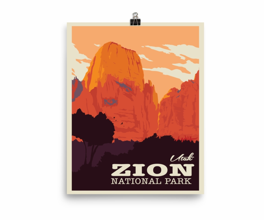 """Zion national park clipart png clipart royalty free stock Zion National Park - Posterenvy """"zion National Park Utah ... clipart royalty free stock"""
