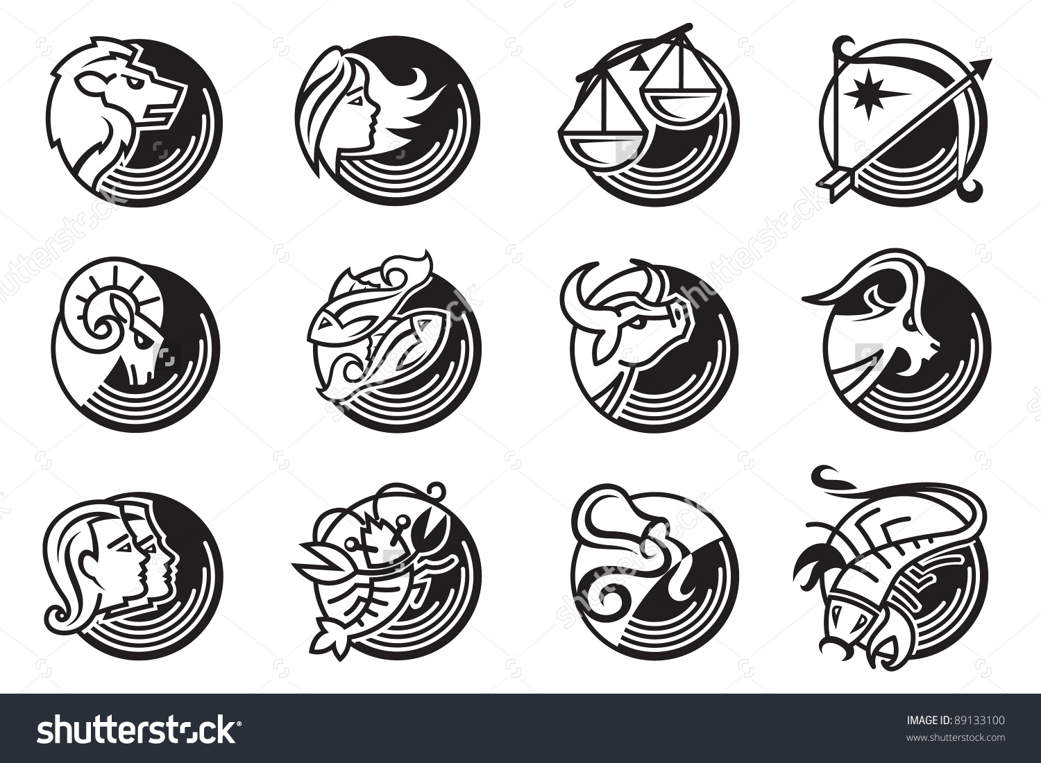 Zodiac signs images clipart image download zodiac sign | Clipart Panda - Free Clipart Images image download