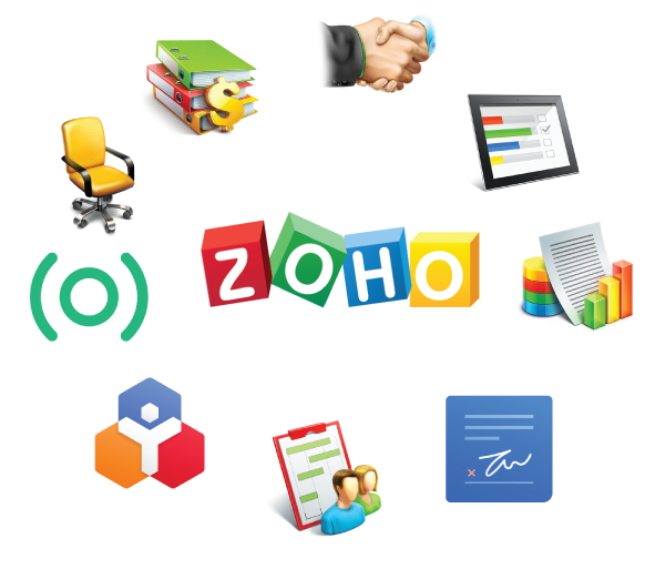 Zoho crm logo clipart vector royalty free download Zoho CRM Consulting - BoydTech Design, Inc. vector royalty free download