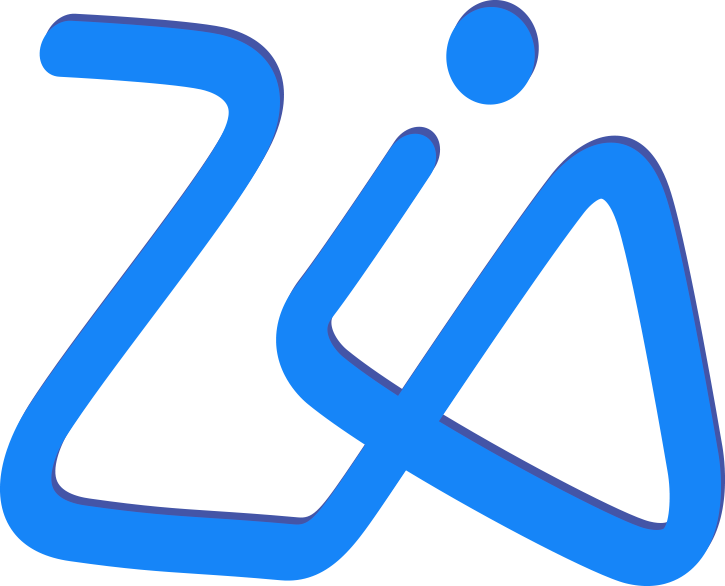 Zoho crm logo clipart jpg transparent library Zia – Zoho\'s AI assistant for business. jpg transparent library
