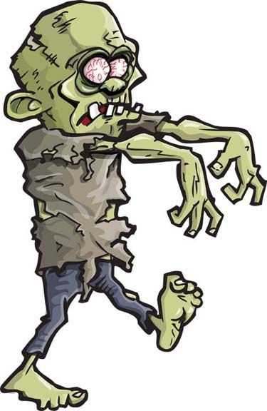 Zomie clipart banner library stock Free zombie clipart vectors download free vector art image 2 ... banner library stock