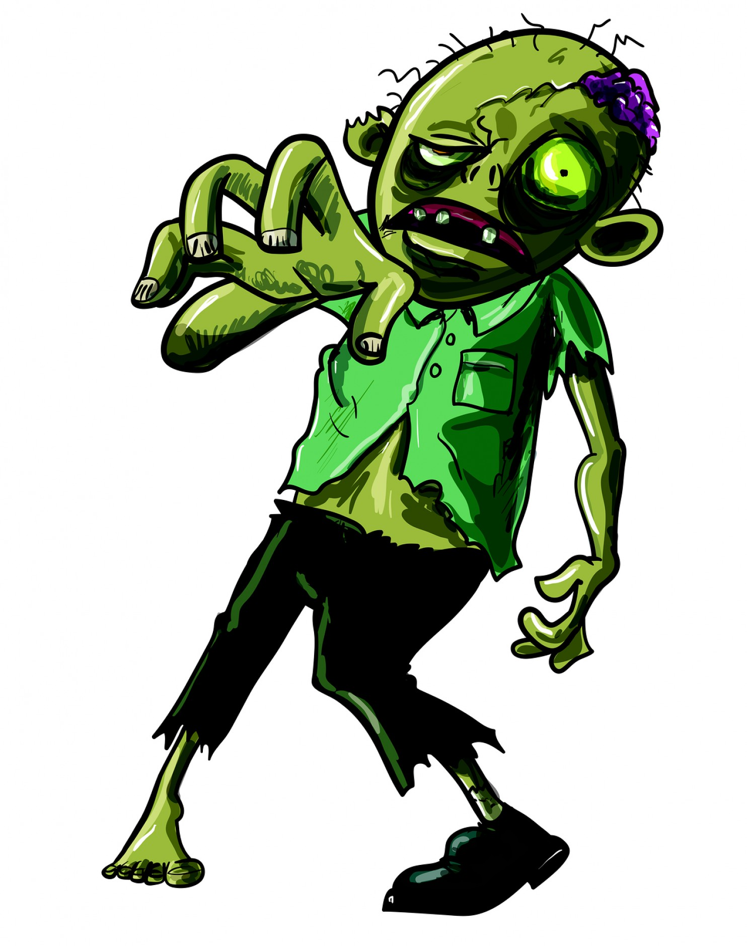 Zomie clipart clipart library stock Zombie Clipart | Free download best Zombie Clipart on ... clipart library stock