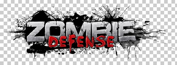 Zombie defense clipart graphic Zombie Defense Black & White Video game Trainer, zombie PNG ... graphic