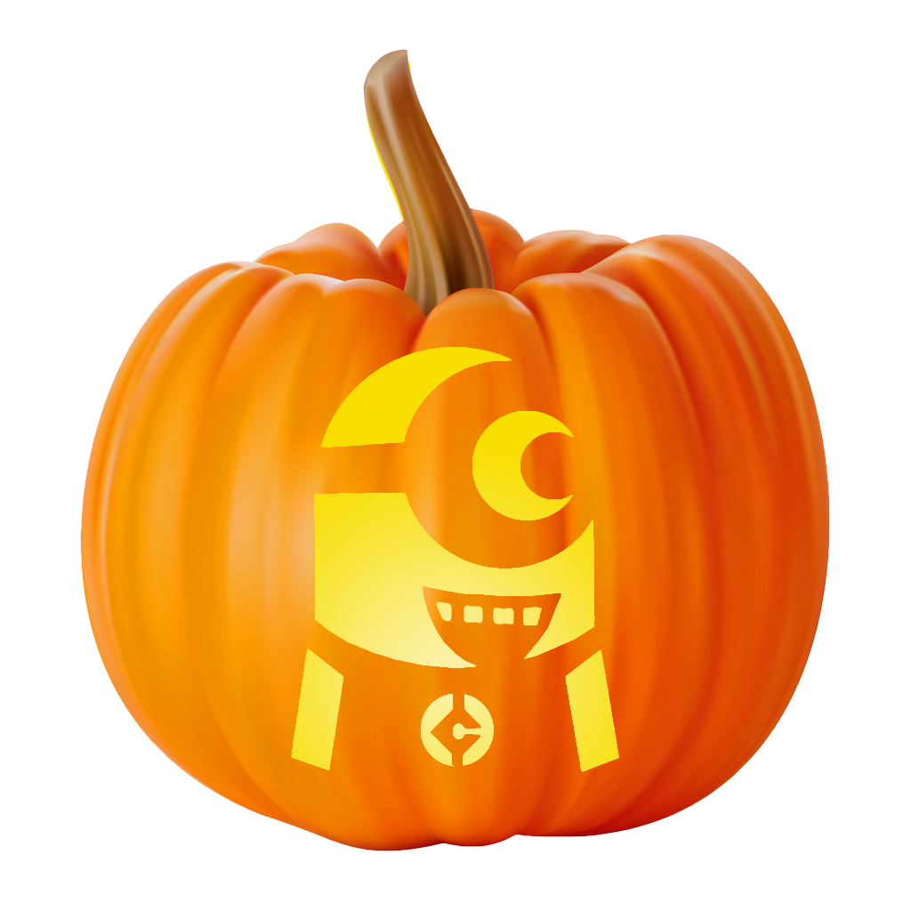 Zombie pumpkin clipart clipart free stock CarveKing - Free Pumpkin Carving Stencils clipart free stock