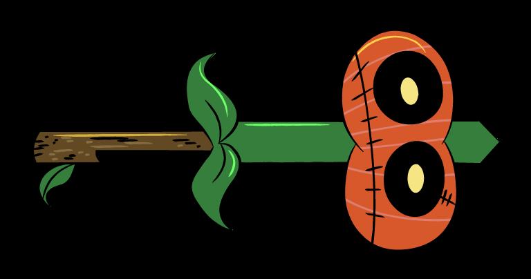Zombie pumpkin clipart jpg royalty free stock Image - Zombie Pumpkin Magisword.png | Mighty Magiswords Wiki ... jpg royalty free stock